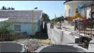 В пос. Кавказском строятся храм и мечеть